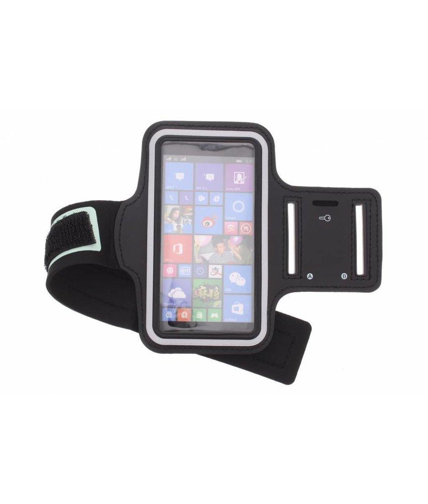 Zwart sportarmband Microsoft Lumia 535