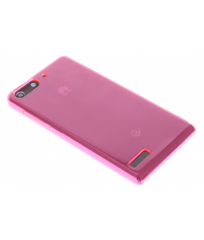 Transparant gel case Huawei Ascend G6