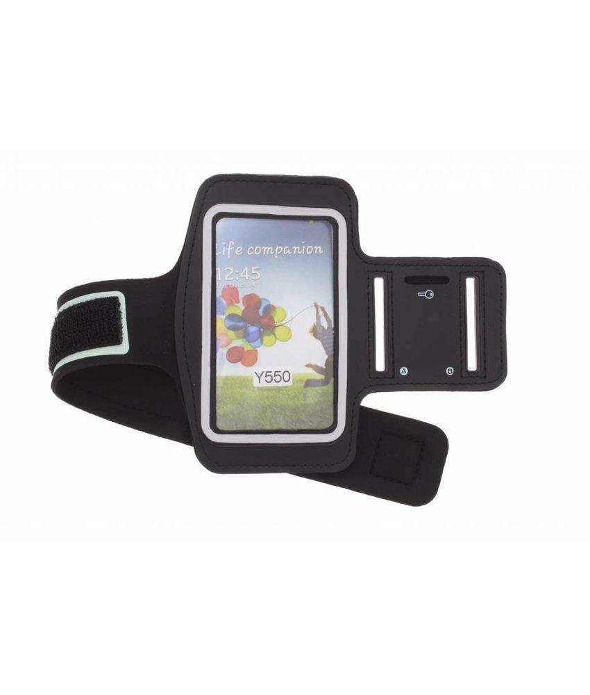 Zwart sportarmband Huawei Ascend Y550