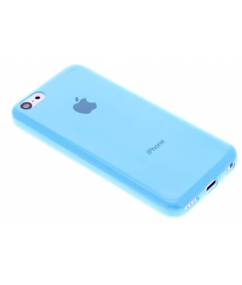 Ultra thin transparant TPU hoesje iPhone 5c