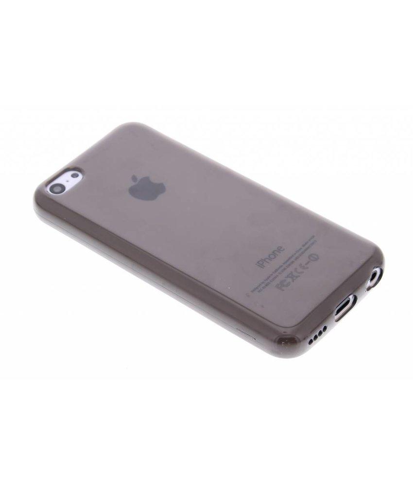 Transparant gel case iPhone 5c
