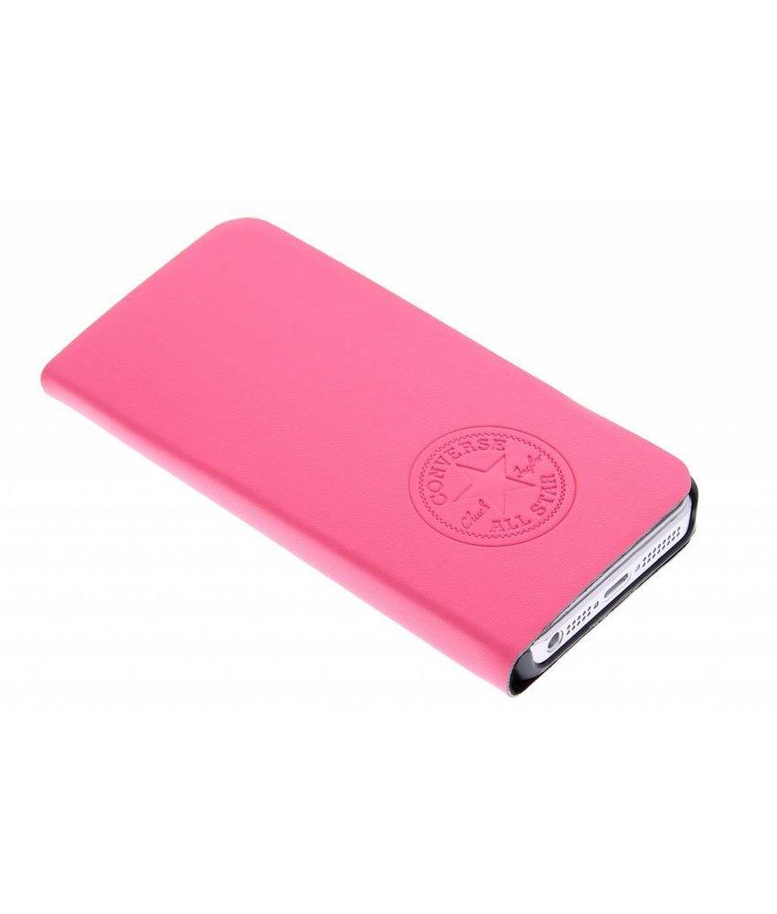 Converse Premium PU Booklet Case iPhone 5 / 5s / SE