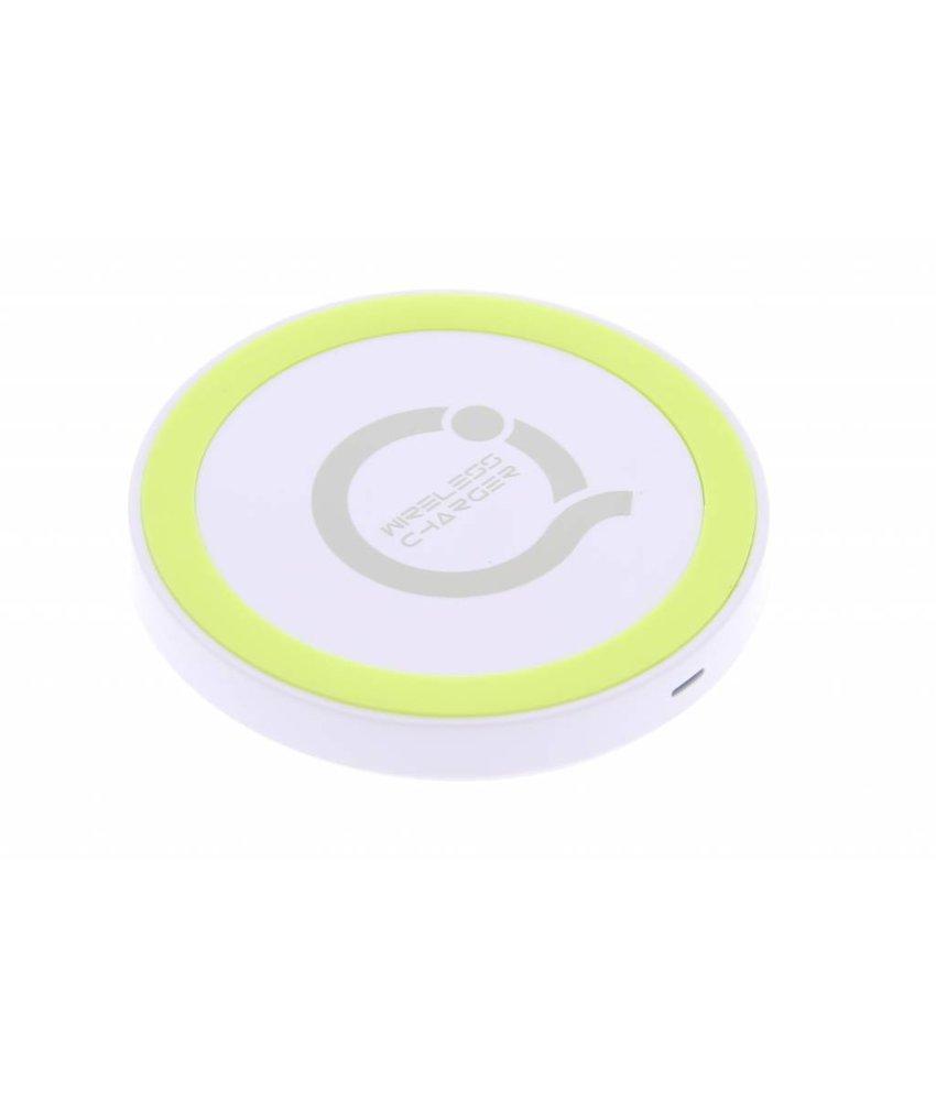 Premium Qi Wireless Charging Plate - Wit