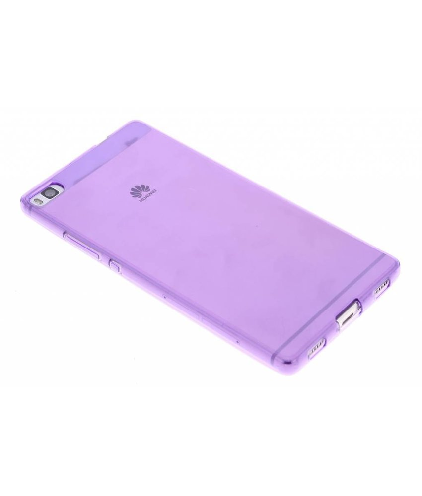 Transparant gel case Huawei P8