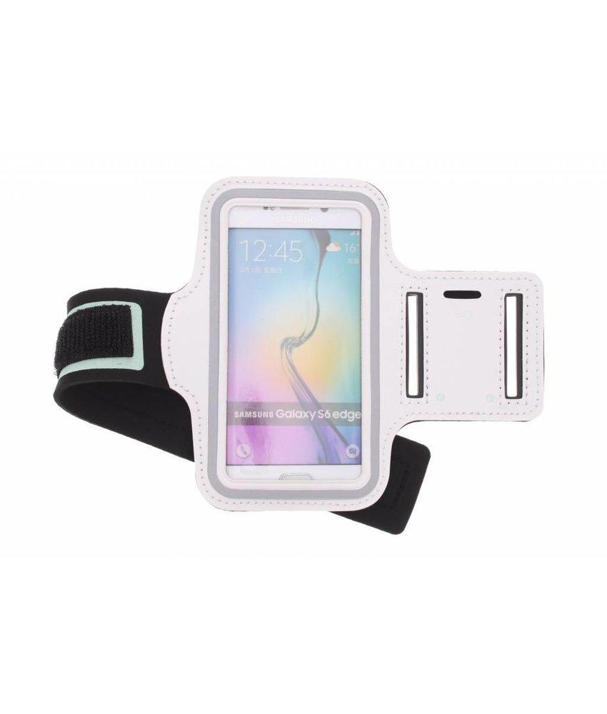 Wit sportarmband Samsung Galaxy S6 Edge