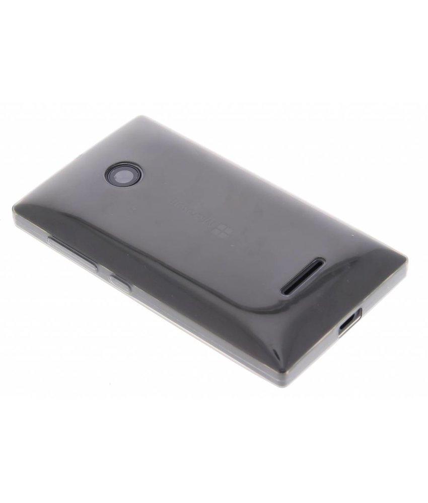 Grijs ultra thin hoesje Microsoft Lumia 435
