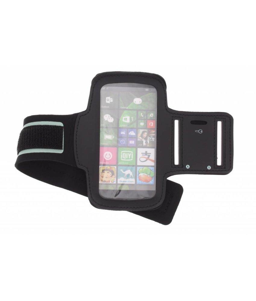 Zwart sportarmband Nokia Lumia 830