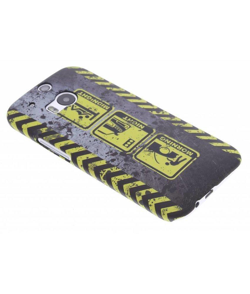 Design hardcase hoesje HTC One M8 / M8s