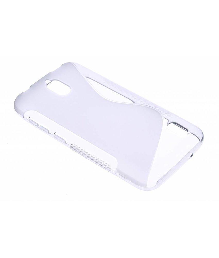 Grijs S-line TPU hoesje Huawei Y625