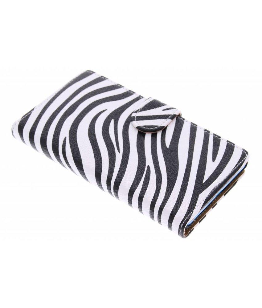 Zebra booktype hoes Microsoft Lumia 535