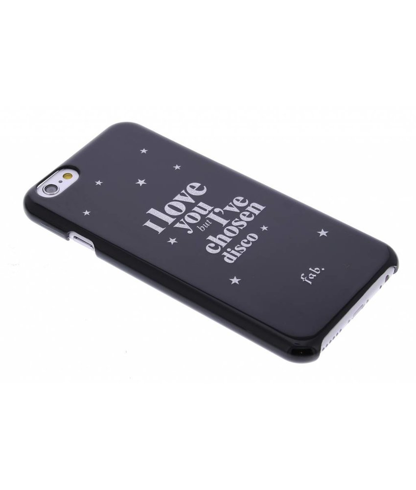 Fab. Disco Glitter hardcase hoesje iPhone 6 / 6s