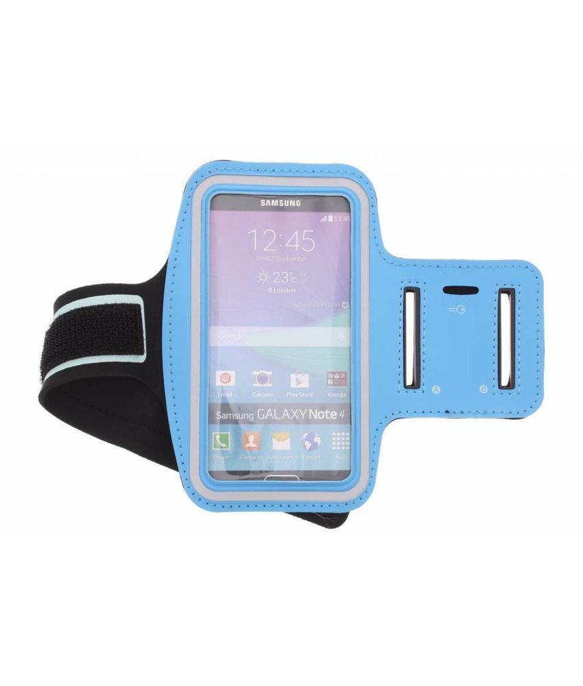 Blauw sportarmband Samsung Galaxy Note 4