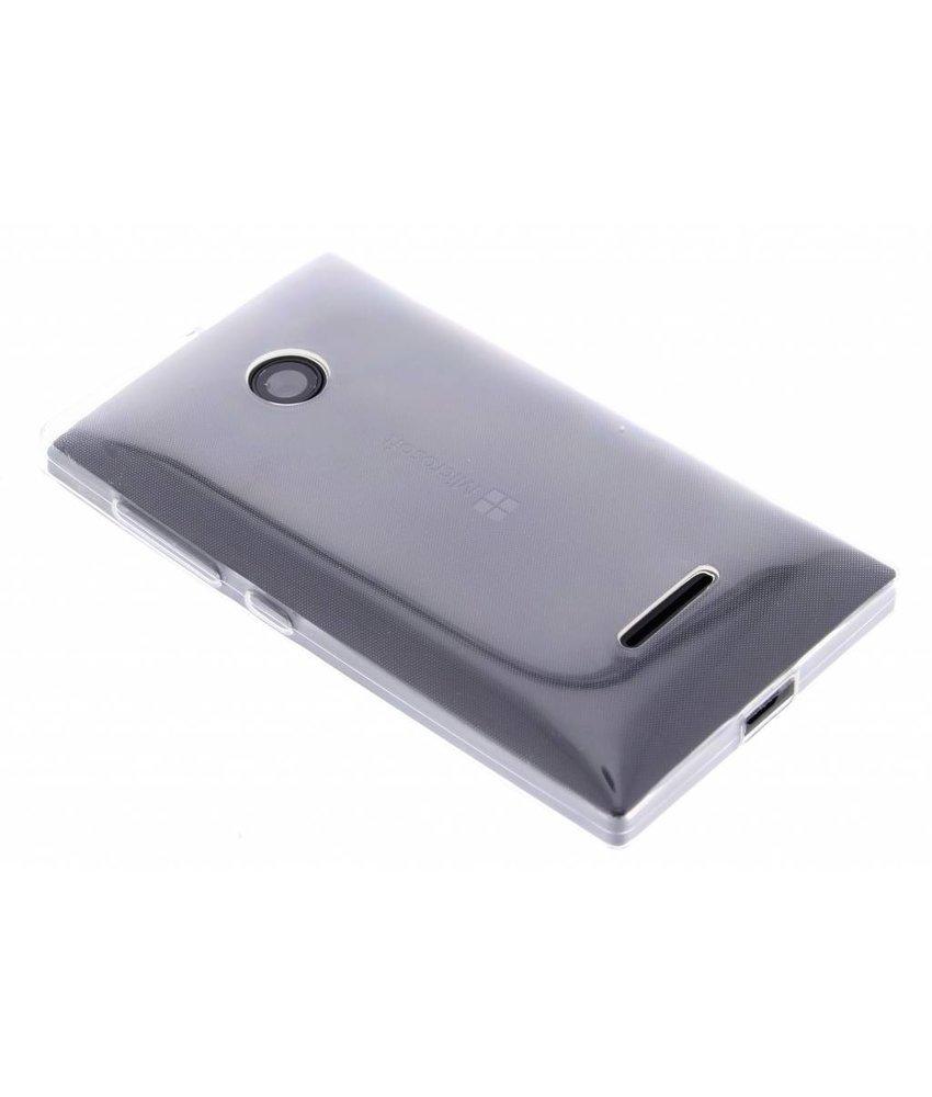 Transparant ultra thin hoesje Microsoft Lumia 435