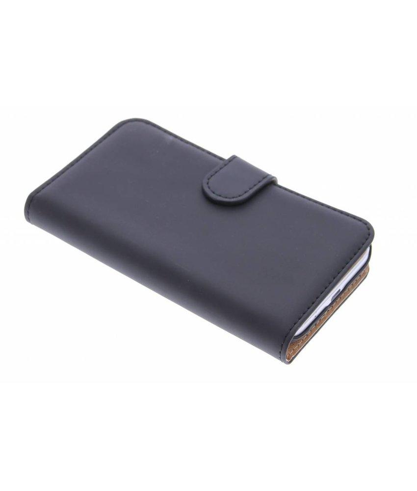 Selencia Zwart Luxe Book Case Samsung Galaxy Core Prime