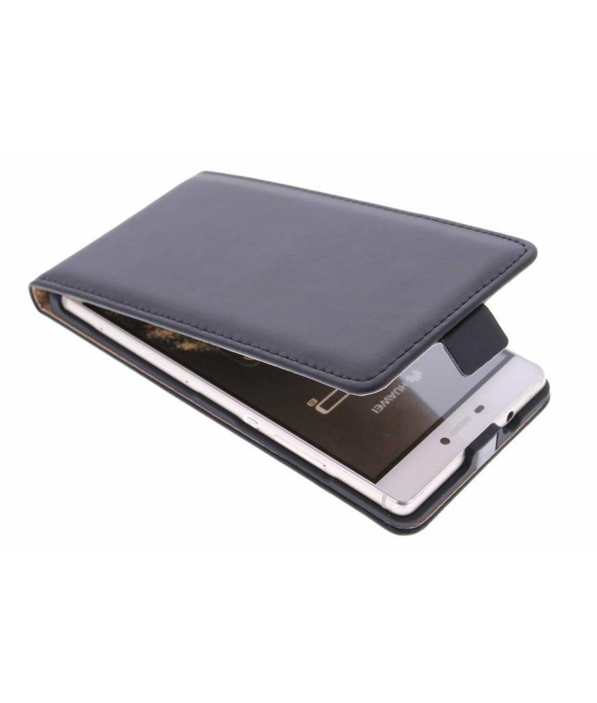 Selencia Luxe Flipcase Huawei P8 - Zwart