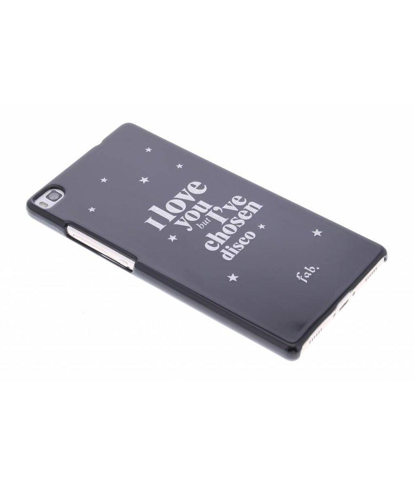 Fab. Disco Glitter hardcase hoesje Huawei P8