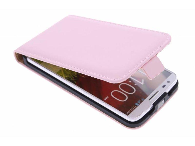 LG G2 hoesje - Selencia Luxe Flipcase voor