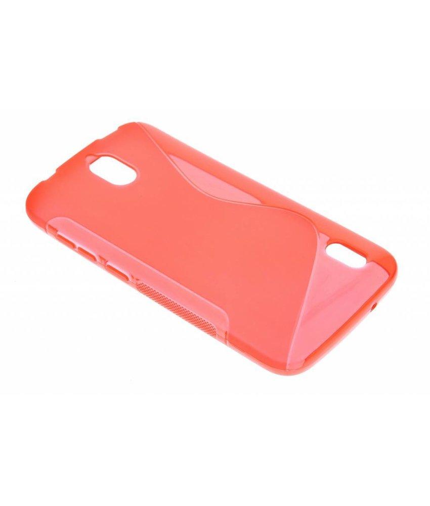 Rood S-line TPU hoesje Huawei Y625
