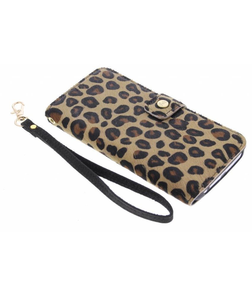 Fab. Funky Panther booktype hoes Samsung Galaxy S6 Edge