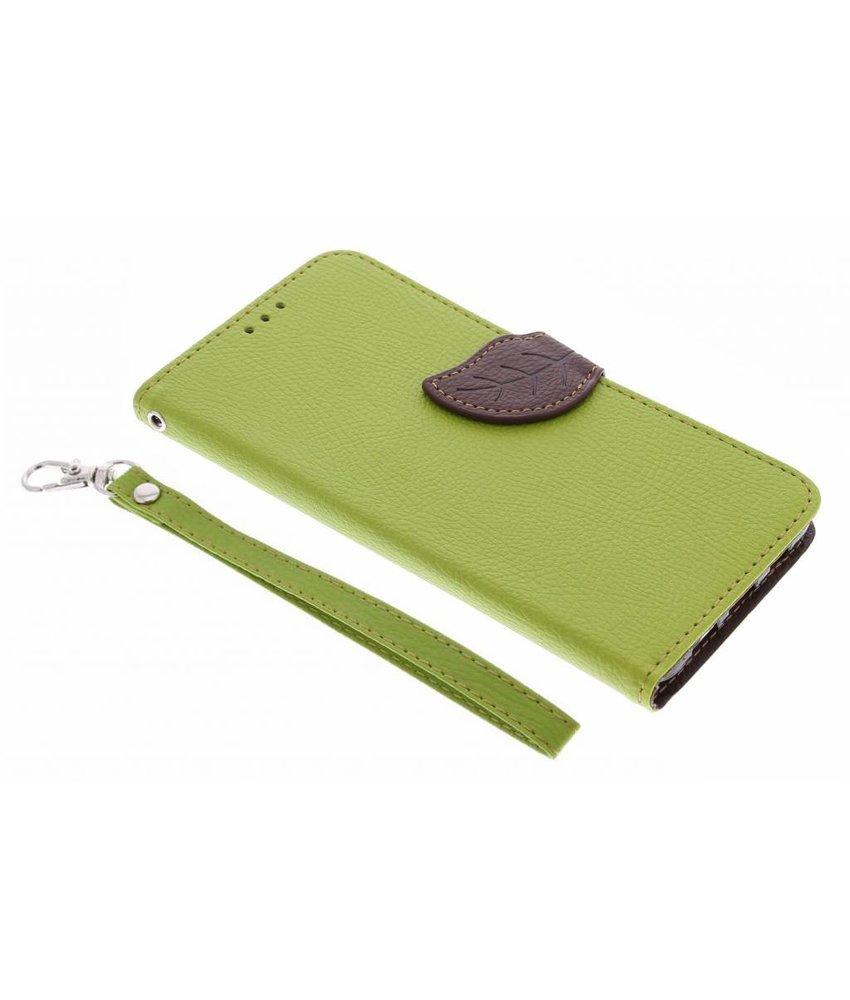 Blad design TPU booktype Samsung Galaxy S6 Edge Plus