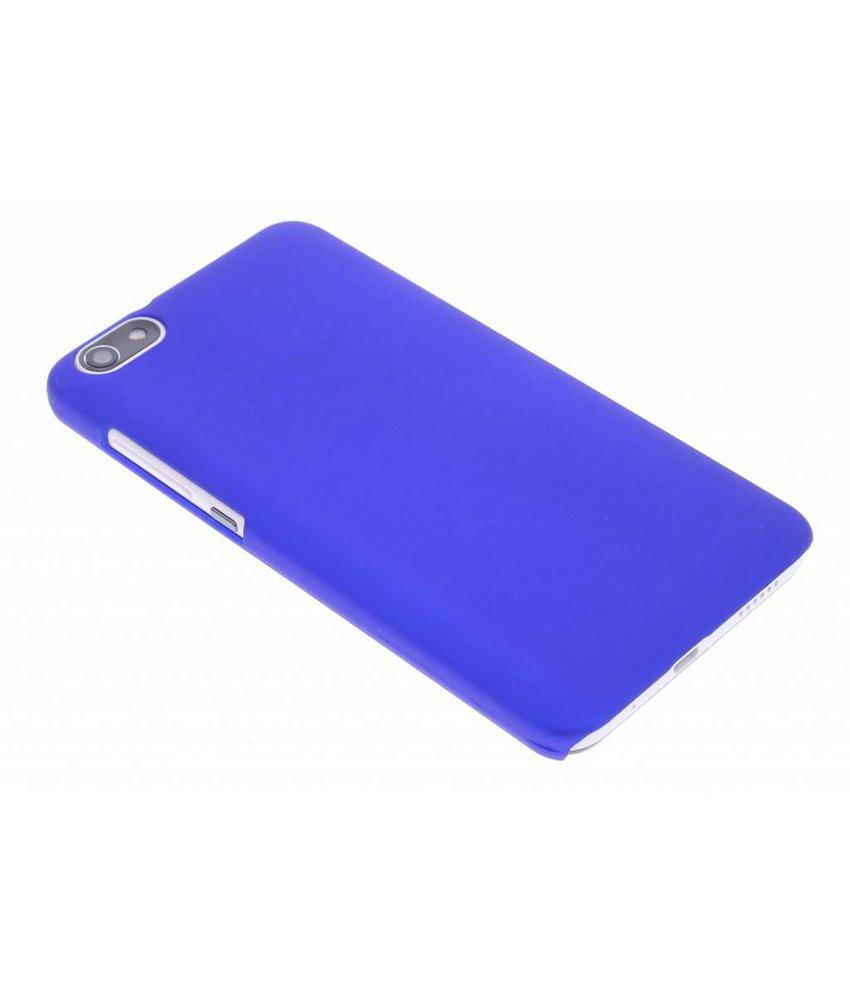 Blauw effen hardcase hoesje Honor 4X