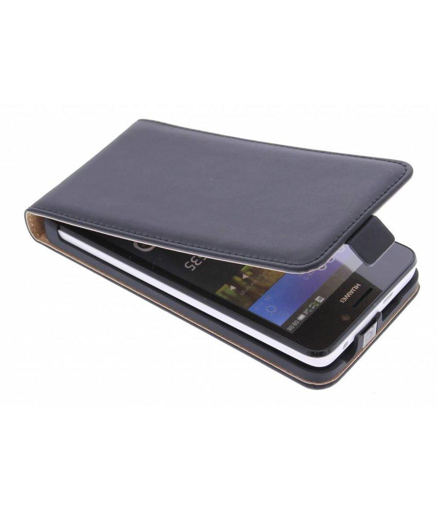 Selencia Luxe Flipcase Huawei Y635 - Zwart