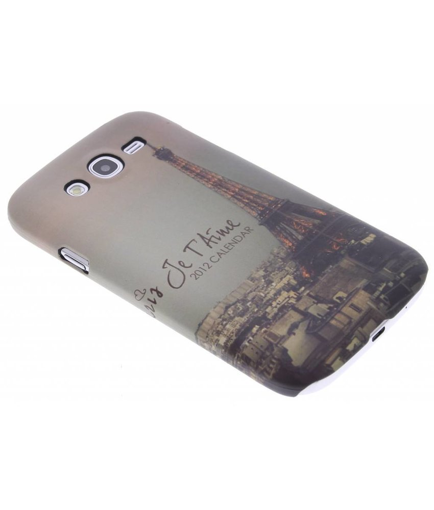 Design hardcase hoesje Samsung Galaxy Grand (Neo)