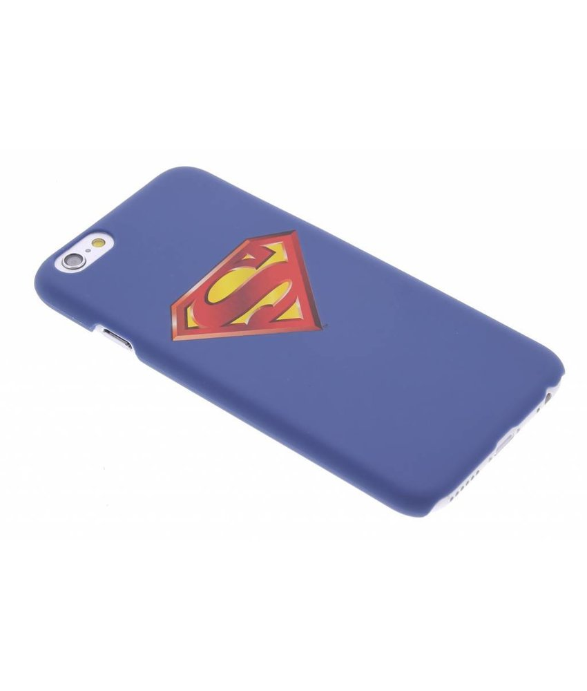 DC Comics Superman hardcase hoesje iPhone 6 / 6s