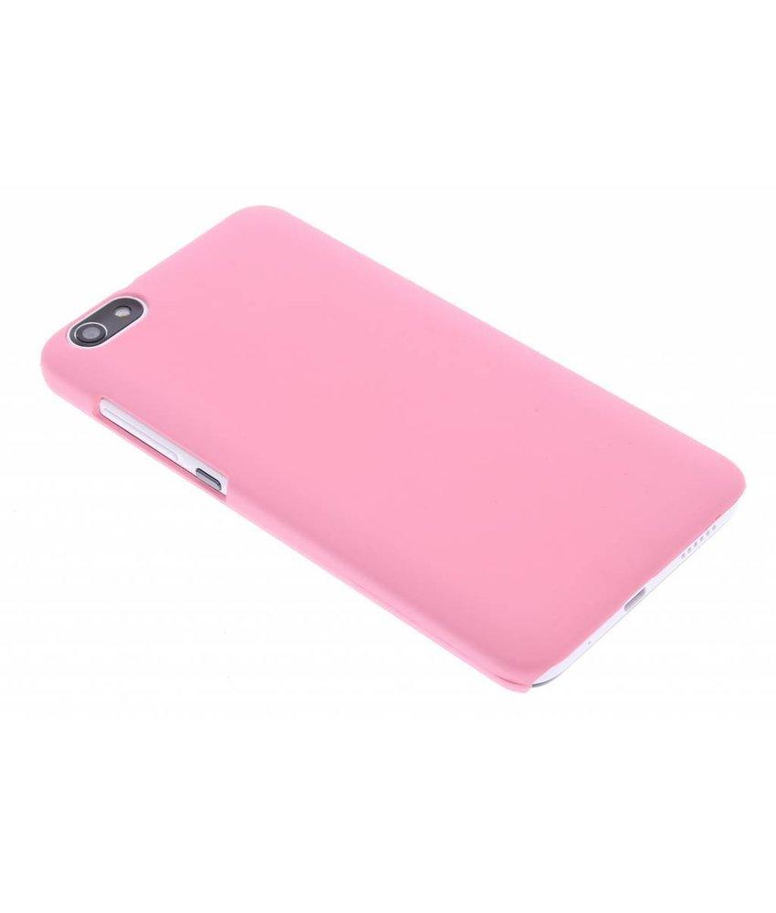 Roze effen hardcase hoesje Honor 4X