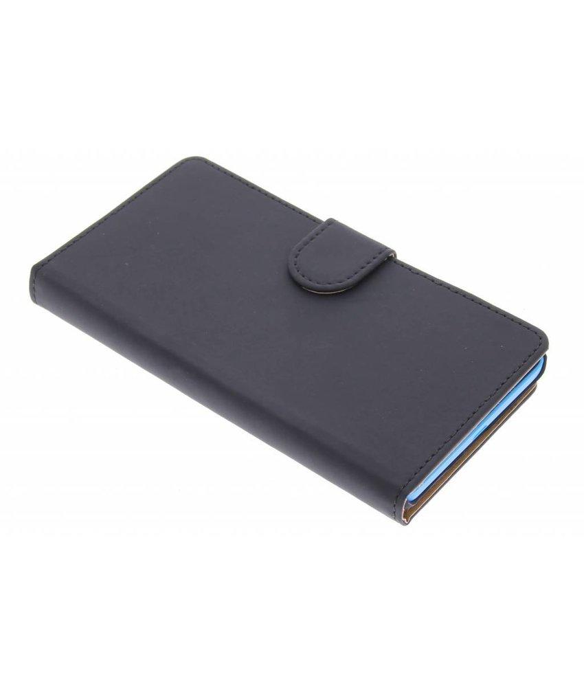 Zwart effen booktype Microsoft Lumia 535