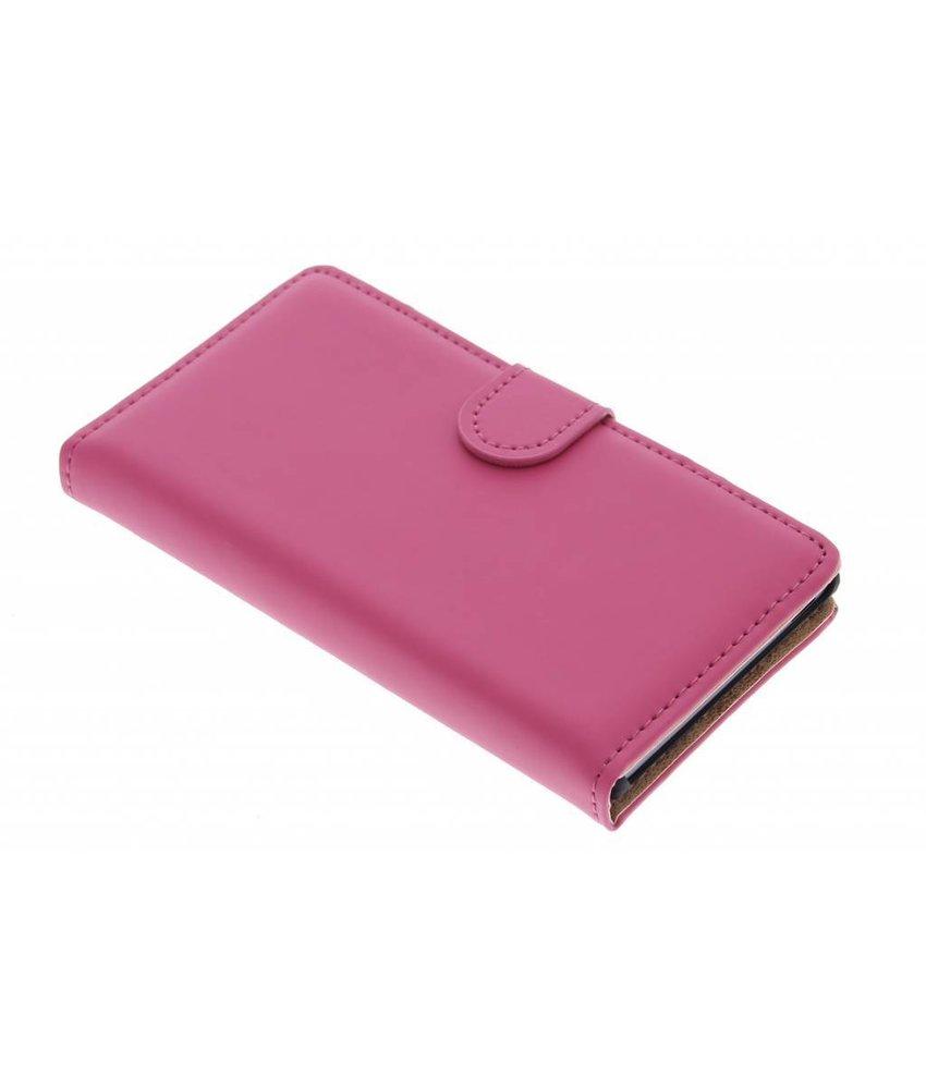 Selencia Luxe Book Case Huawei Ascend G6