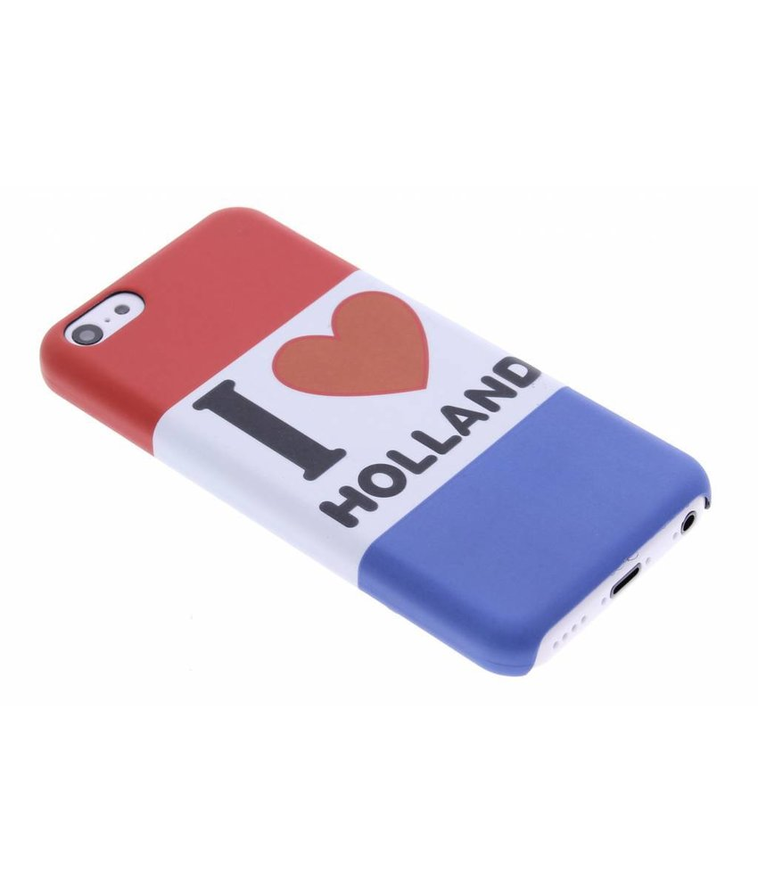 Design hardcase hoesje iPhone 5c