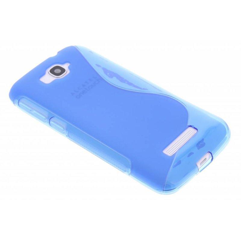 Cas De Tpu Pixel Pour Alcatel One Touch Pop C7 - Transparent 5xzMwt3Dk