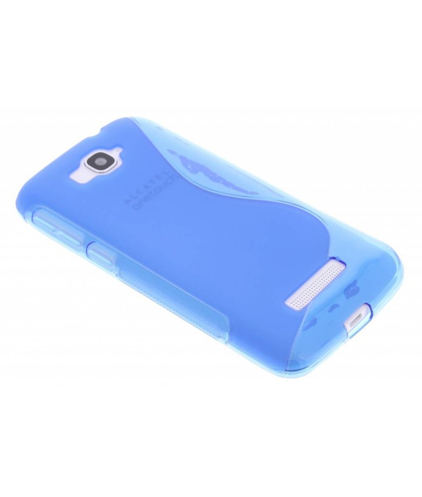 S-line TPU hoesje Alcatel One Touch Pop C7