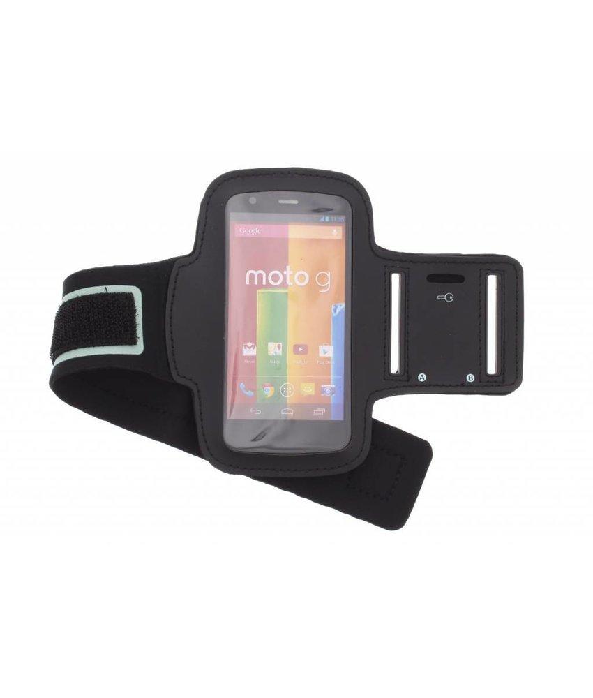 Zwart sportarmband Motorola Moto G