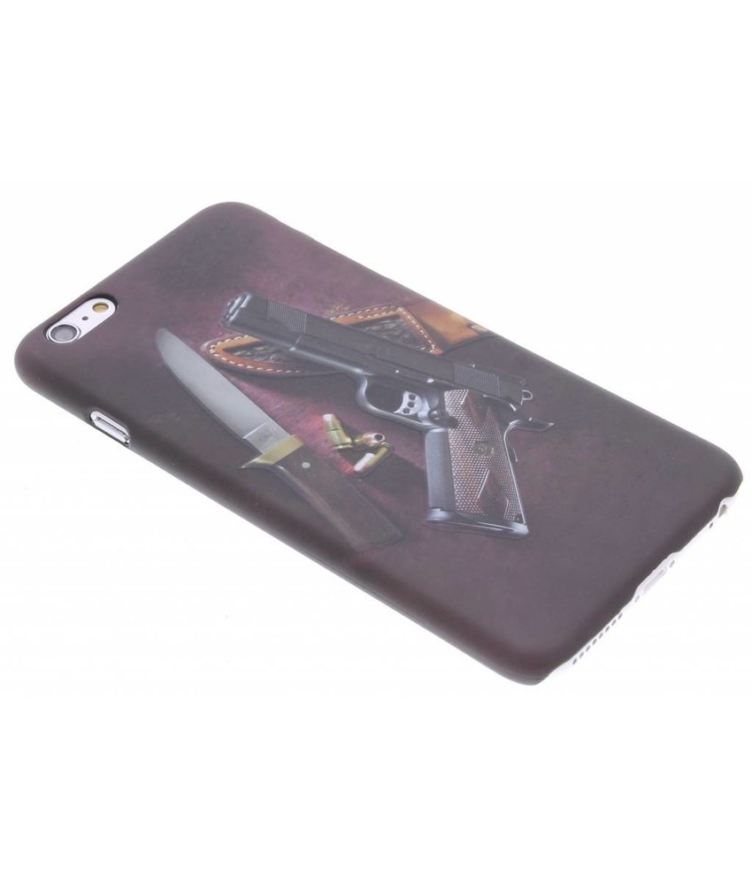 Design hardcase hoesje iPhone 6(s) Plus