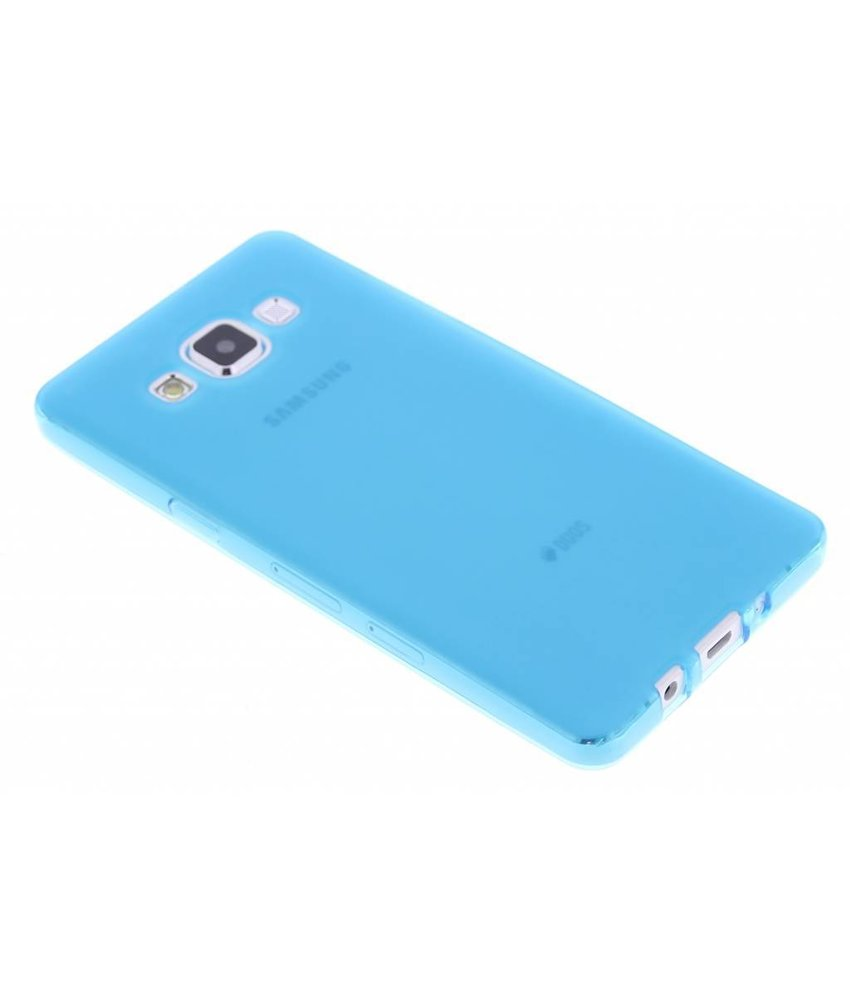 Turquoise hard siliconen hoesje Samsung Galaxy A5