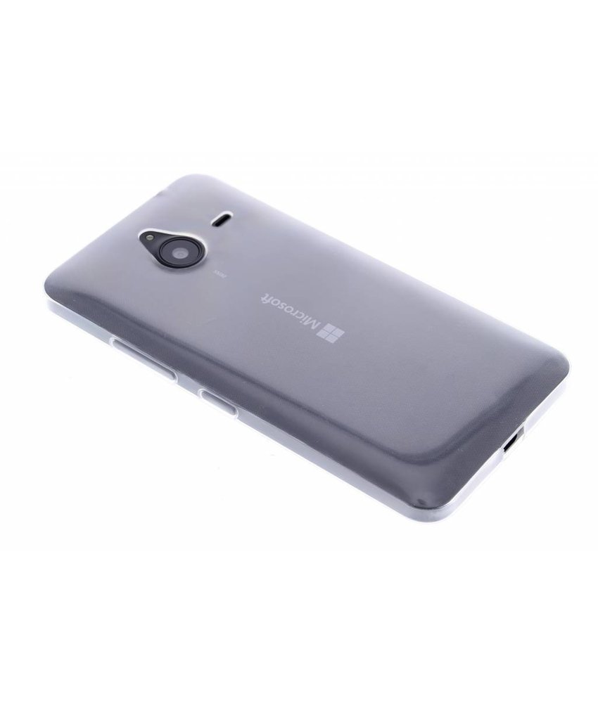 Ultra thin transparant TPU hoesje Lumia 640 XL