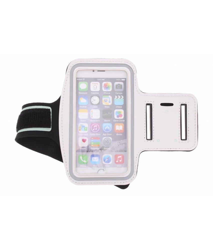 Wit sportarmband iPhone 6(s) Plus