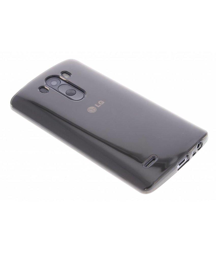 Transparant gel case LG G3