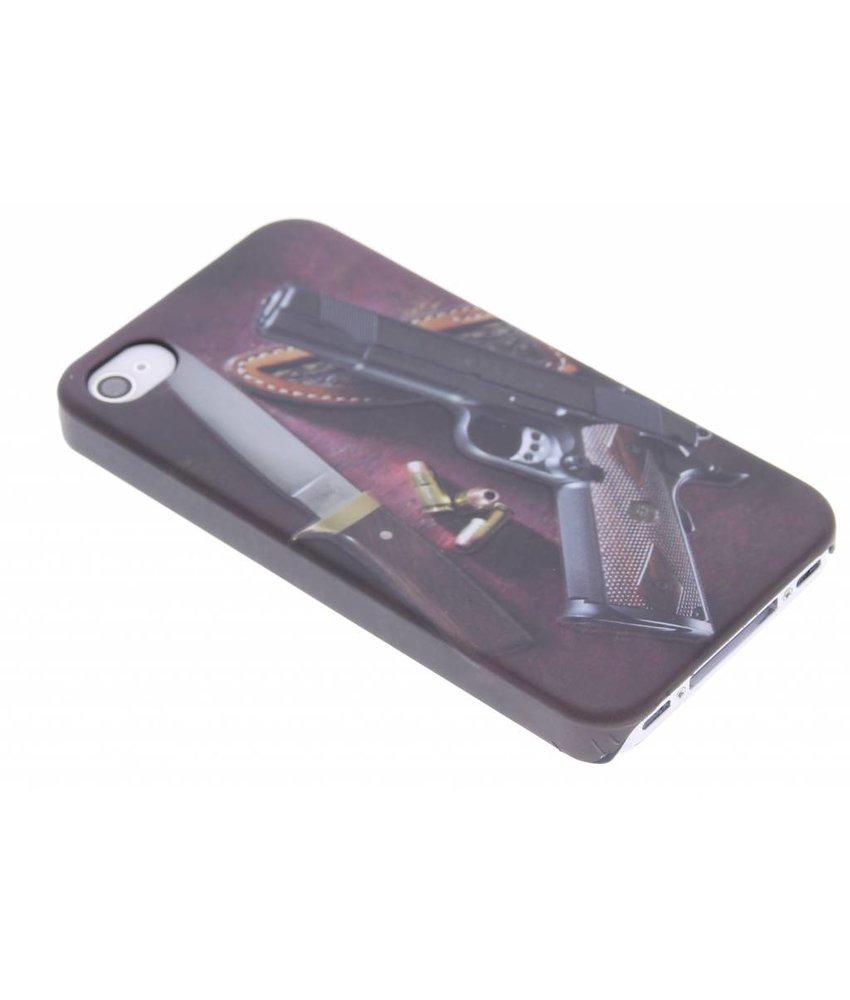 Design hardcase hoesje iPhone 4 / 4s