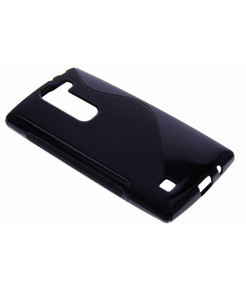 Zwart S-line TPU hoesje LG Magna / G4c
