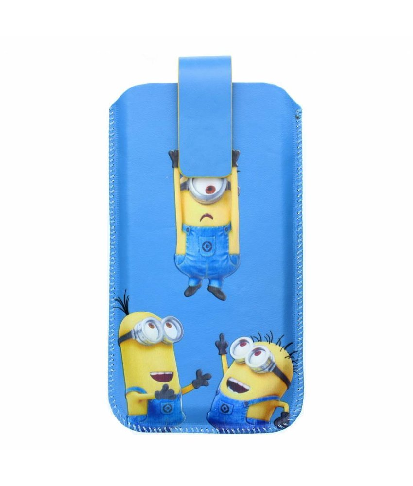 Minions Minions hanging universele telefoonhoes