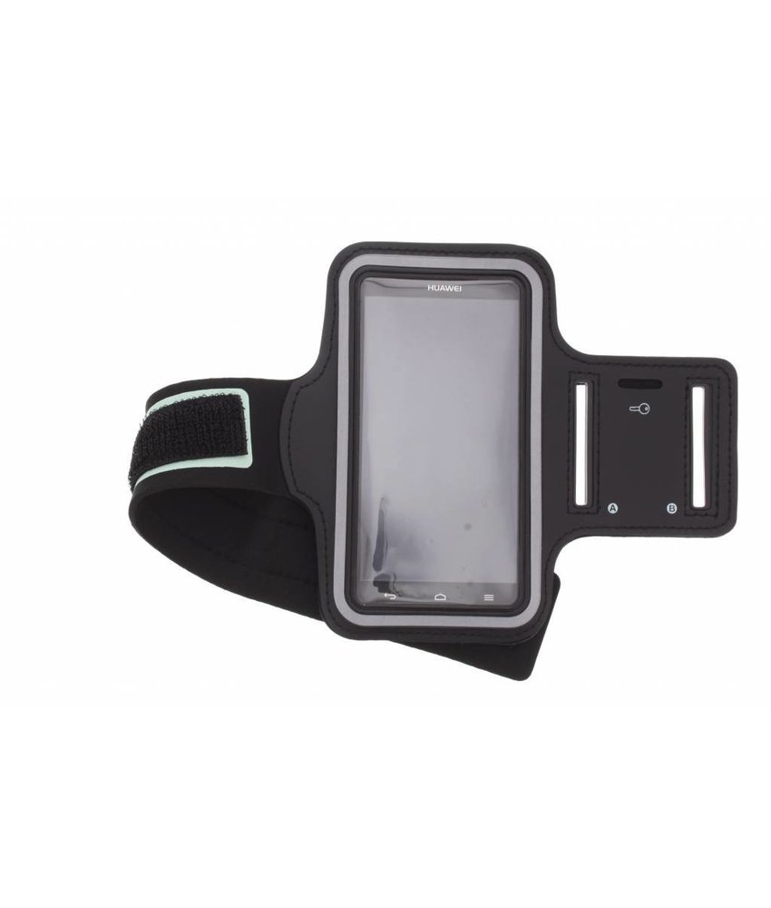Zwart sportarmband Huawei Ascend G620s
