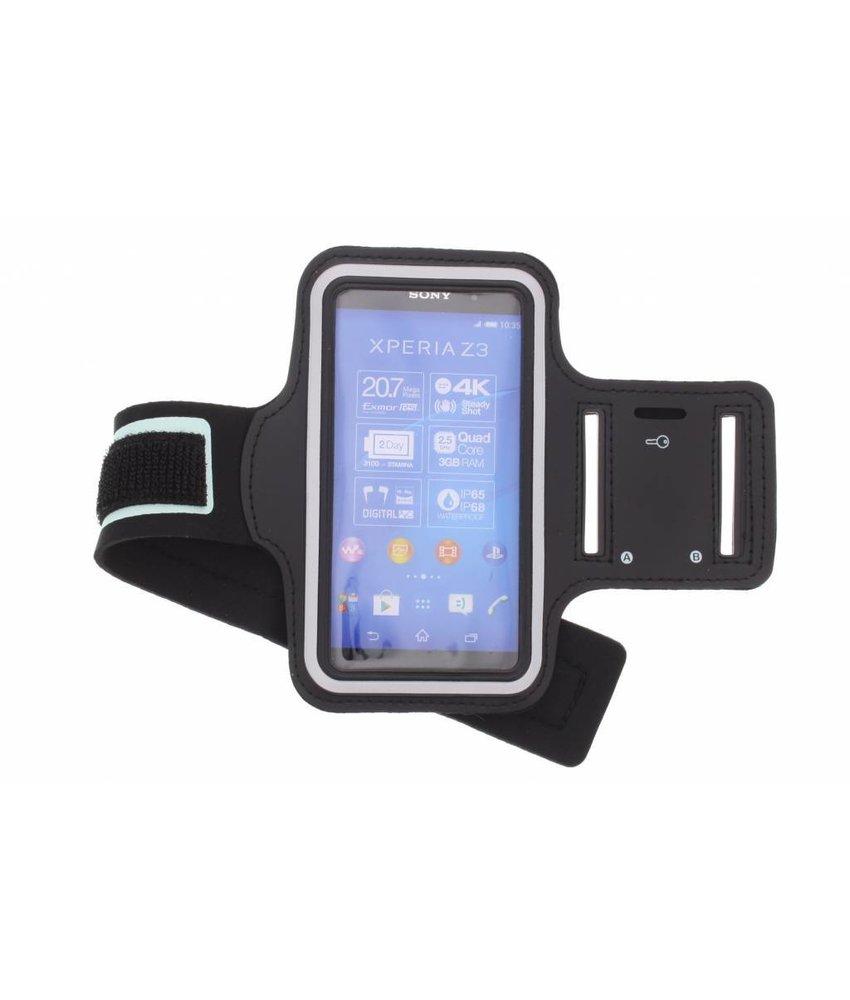 Zwart sportarmband Sony Xperia Z3
