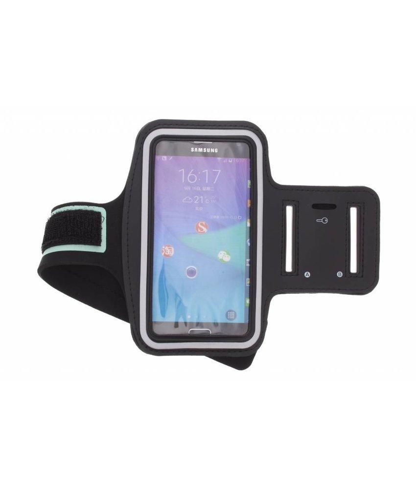 Zwart sportarmband Samsung Galaxy Note Edge