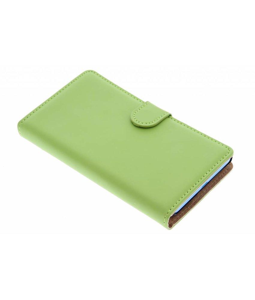 Selencia Luxe Book Case Microsoft Lumia 535