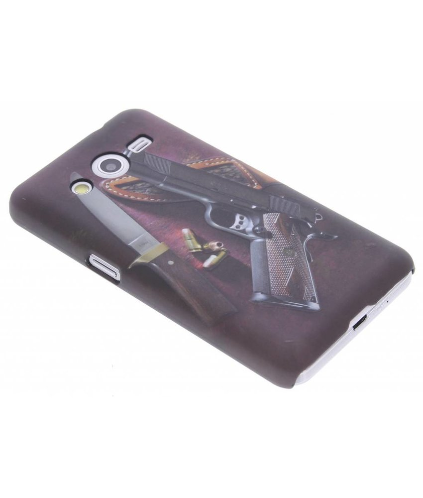 Design hardcase hoesje Samsung Galaxy Core 2