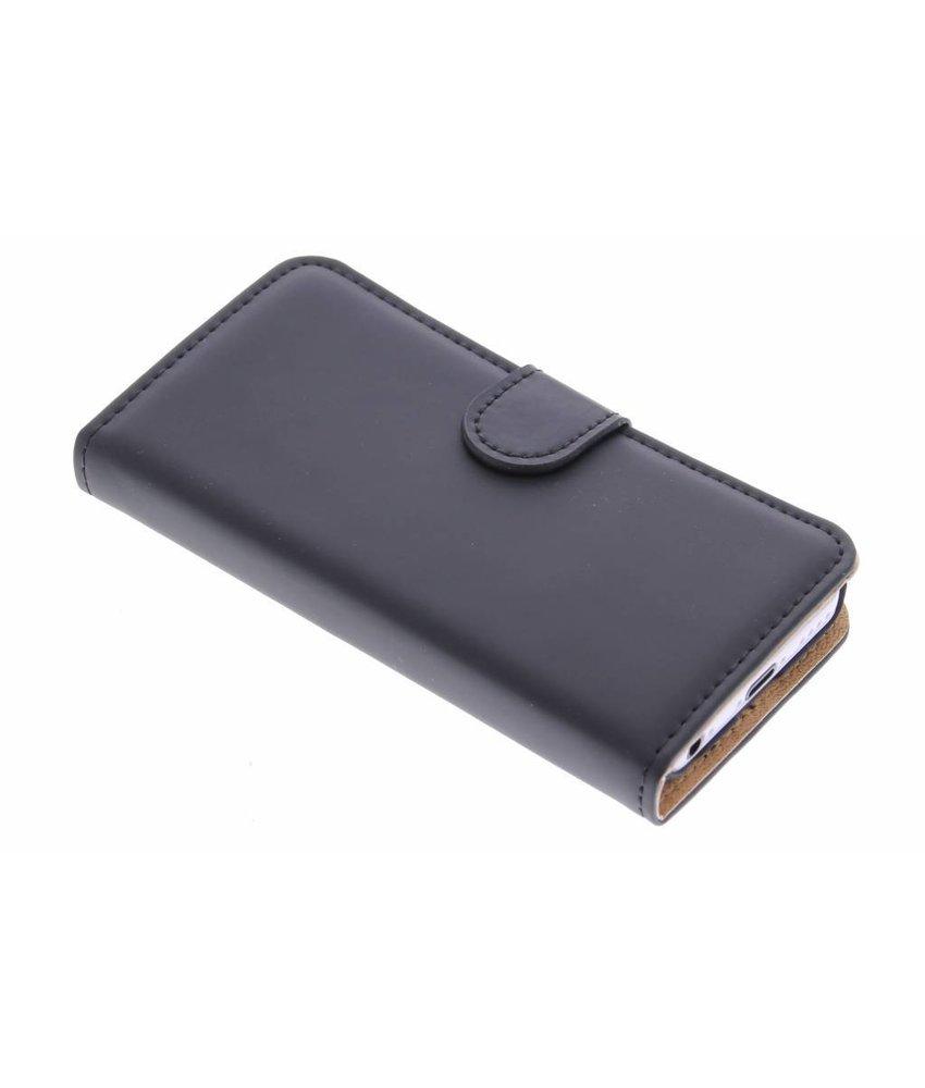 Selencia Luxe Book Case iPhone 5c - Zwart