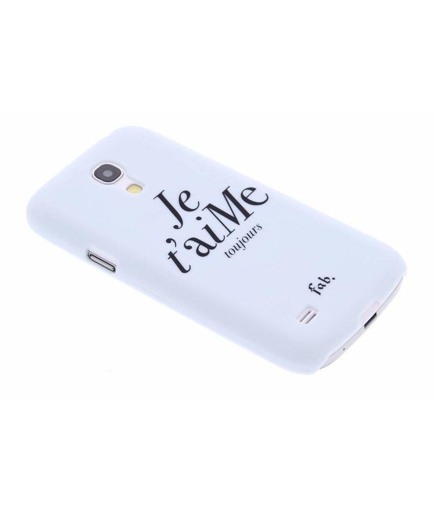 Fab. Je t'aiMe hardcase hoesje Samsung Galaxy S4 Mini